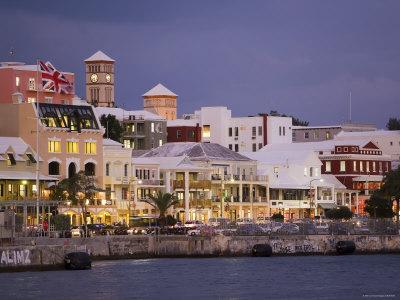 Bermuda reinsurance