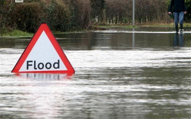 Flood insurance and reinsurance image