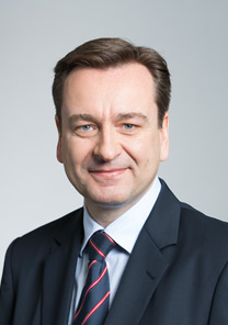 Joachim Wenning, CEO and Chairman of the Board of Management, Munich Re