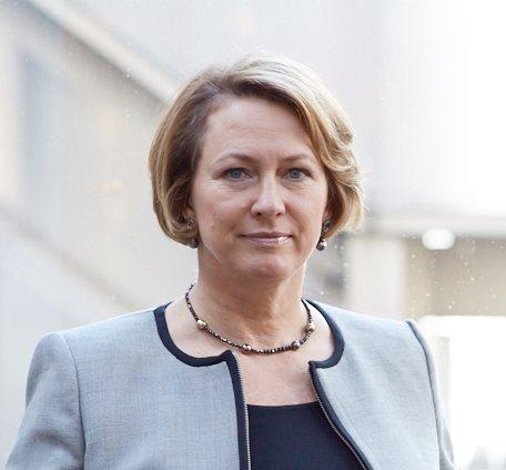 Inga Beale, Lloyd's of London CEO