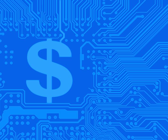 InsurTech dollar image