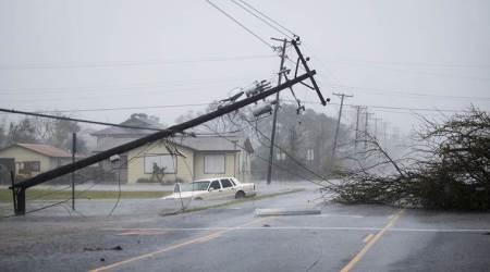 Hurricane Harvey loss