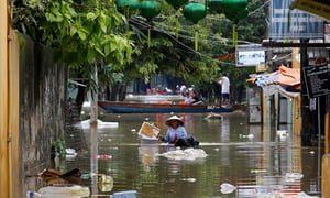 Typhoon Damrey Vietnam