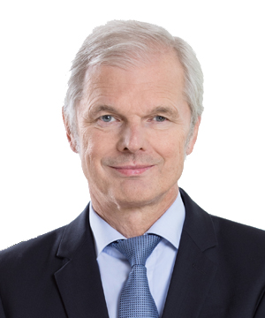 Ulrich Wallin, Hannover Re