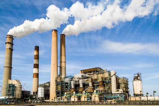 Coal Energy Plant