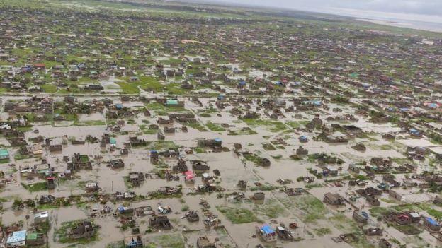 Cyclone Idai IFRC/CAROLINE HAGA