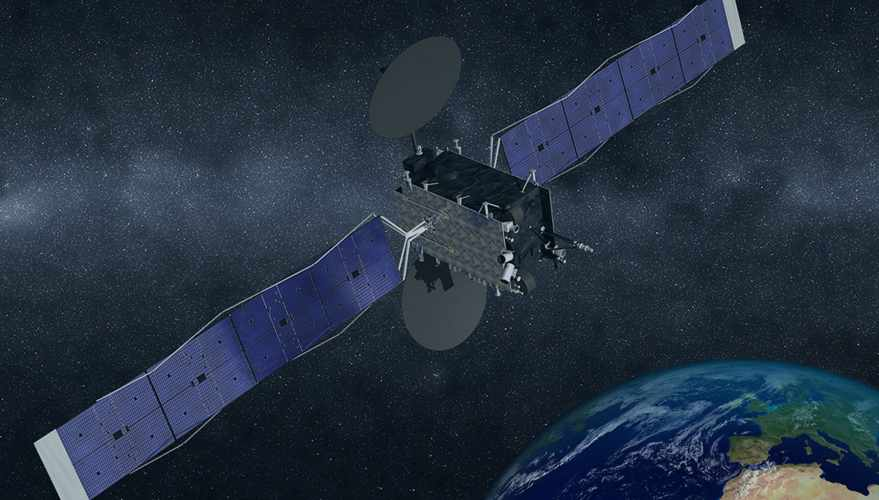 eutelsat-5-west-b-satellite