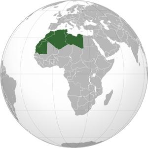 Maghreb region