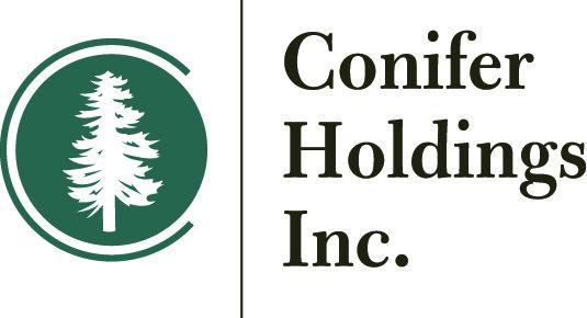 conifer holdings logo.