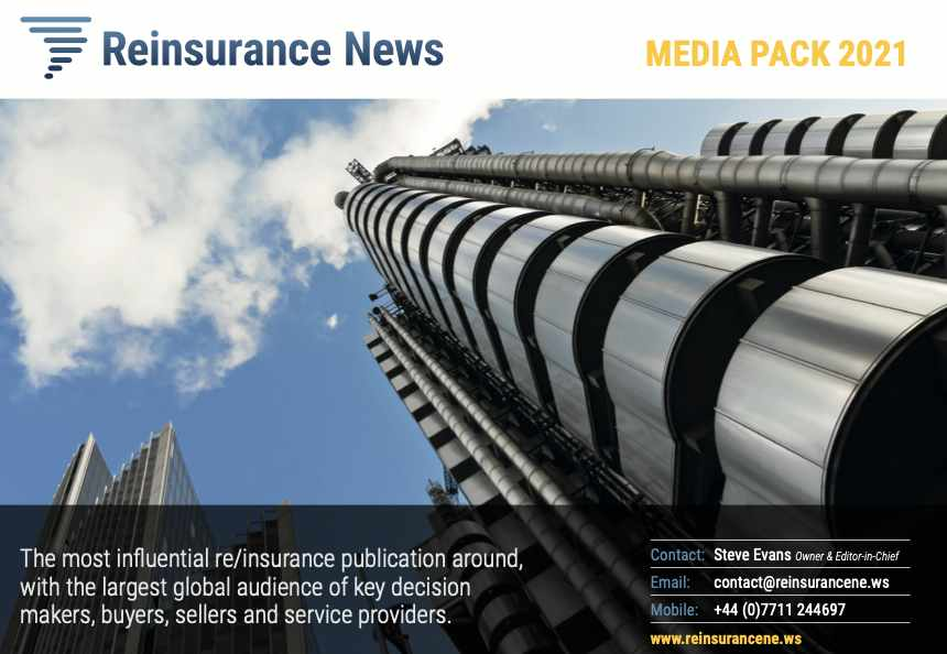 Reinsurance News Media Pack