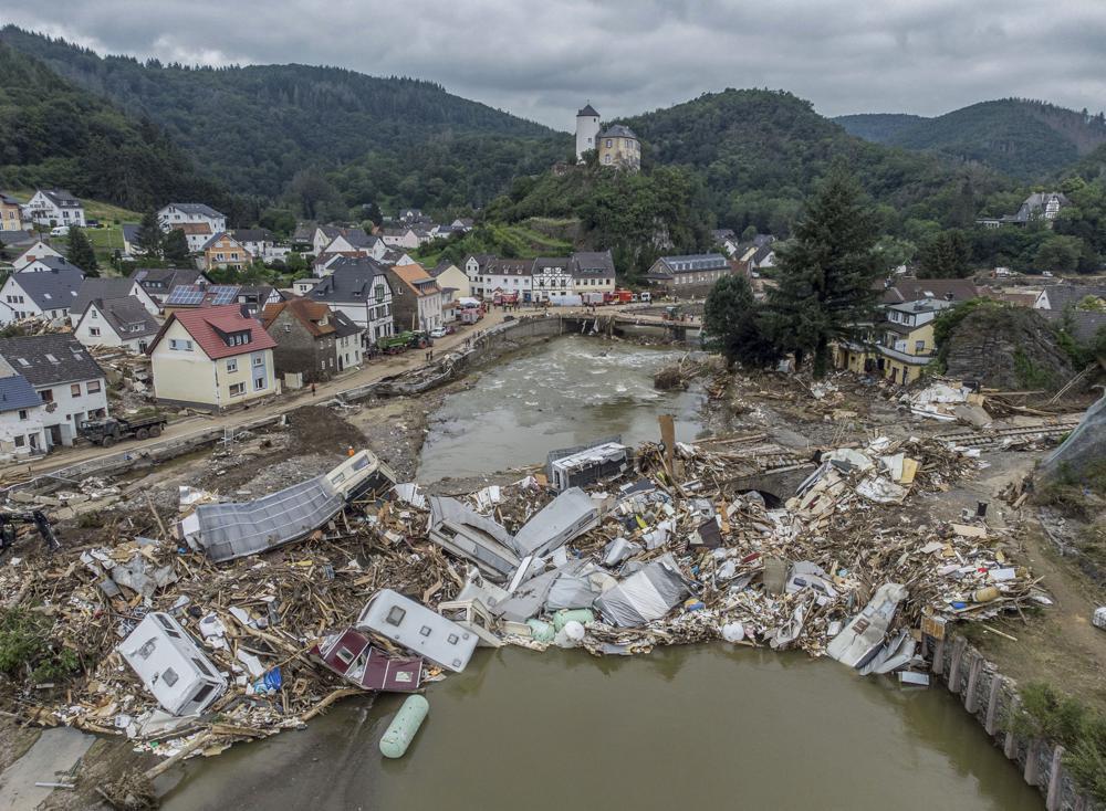 germany flooding